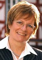 Inga Rossow, Vorsitzende der FWG Rheingau-Taunus